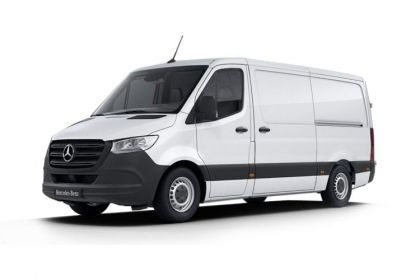 Lease Mercedes-Benz Sprinter van leasing